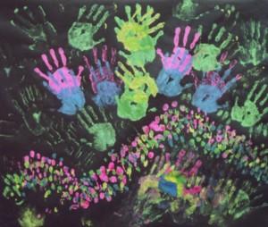 hospital hands